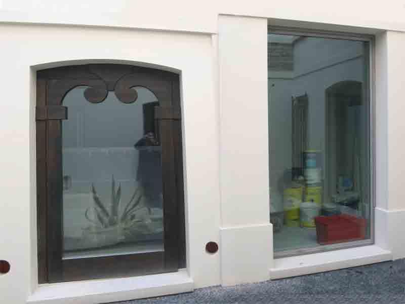 Due r lavorazioni inox - Tekla porte e finestre ...